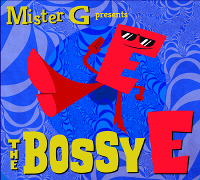 The Bossy E - Album Cover